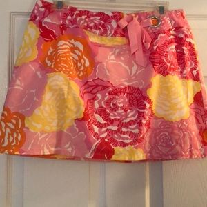 Floral Skort from Lilly Pulitzer!